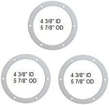 Many Liotherm Pellet Stove Gasket, 6-Inches, 3 Pack
