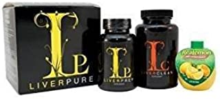 Liver Pure Detox and Cleanse Kit