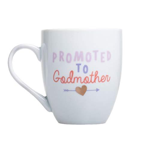Promoted to Godmother Mug