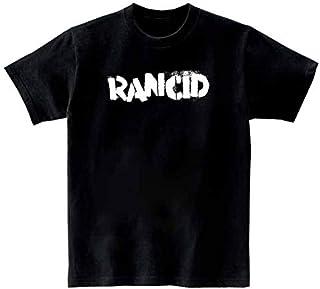 [10色]BANDLINE(バンドライン) RANCID ランシド バンド ロック パンク メタル 半袖Tシャツ