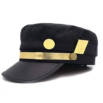 YEOU JoJo s Bizarre Adventure Taro Cap Jotaro Kujo Cosplay Visored Baseball Cap Hat Props  Style-01