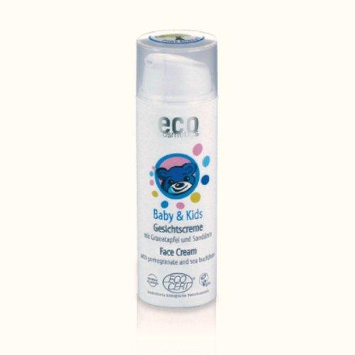 eco cosmetics Bio Baby & Kids Gesichtscreme (1 x 50 ml)