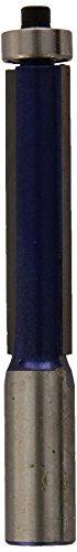Draper 75352 1/2-inch flush 12,7 x 50mm wolfraamcarbide Tip Router Bit