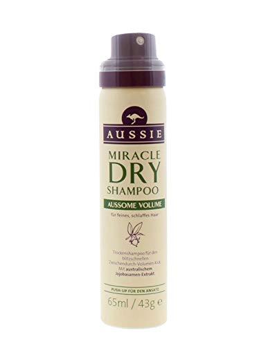 Aussie - Miracle Dry Shampoo - Aussome volume - 65 ml