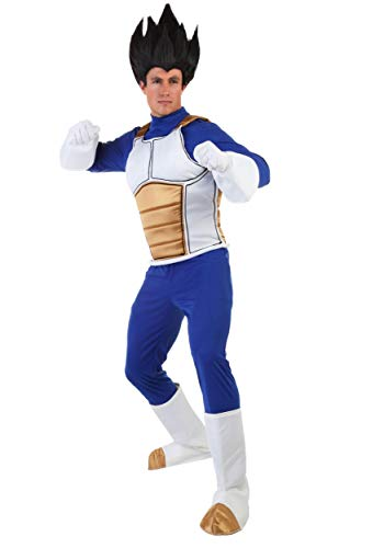 VEgeta cosplay costume from dragon ball z