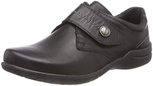 Josef Seibel Fabienne 05 Damen Komfort Schuhe, Schwarz (Schwarz 600), 39 EU