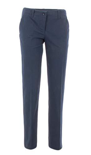 Armani Jeans 3Y5P07 Pantaloni Donna Blu 44