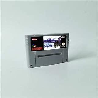 Game card Bahamut Lagoon - ARPG Game Cartridge EUR Version ,Game Cartridge 16 Bit SNES , cartridge snes , cartridge super