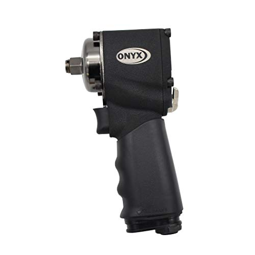Astro Pneumatic Tool 1822 ONYX 1/2' Nano Impact Wrench - 450ft/lb