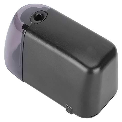 Sacapuntas eléctrico automático USB/batería Sacapuntas inalámbrico automático, ideal para lápices de colores,...
