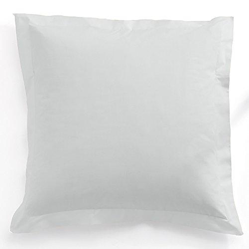 Today - 201701 - Taie d'Oreiller - Blanc (Chantilly), 75 x 75 cm