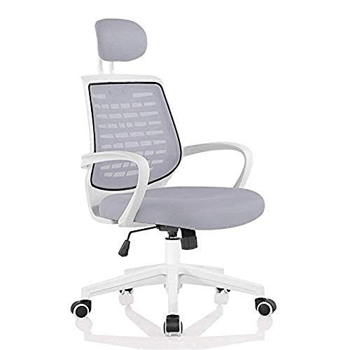 QNDDDD Office Chairs Desk Student Study Swivel Office Computer Chair Swivel Ergonomic Swivel Armrests Adjustable/A/As Shown