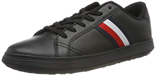 Tommy Hilfiger Tommy Hilfiger Essential Leather Cupsole heren sneaker