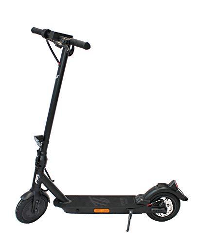Trittbrett E-Scooter mit Straßenzulassung/ABE - Kalle 2.0 Version - 22 km/h schnell mit 25 km Reichweite, max. Belastung 120kg, inkl. Handyhalterung. Der E-Roller für Erwachsene & Jugendliche