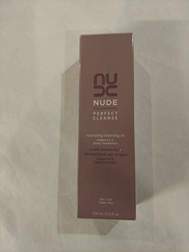 NUDE Perfect Cleanse Nourishing Cleansing Oil