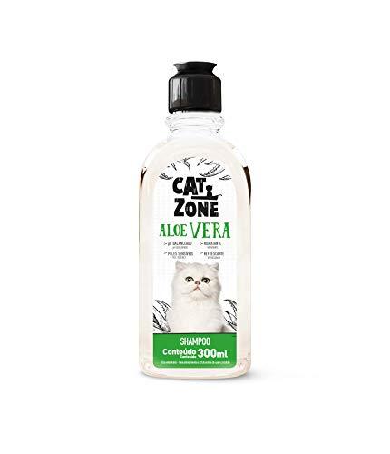 SHAMPOO PARA GATOS ALOE VERA CAT ZONE - 300 ml