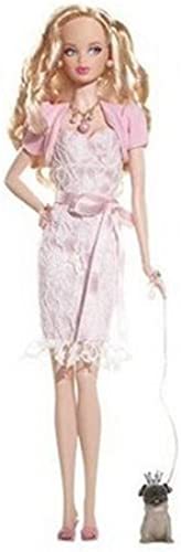 Barbie - Birthstone Beauty   October (Rosa Label)