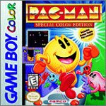 Pac-man - Special Color Edition - Game Boy