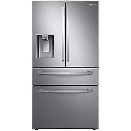 Samsung RF28R7201SR 28 Cu. Ft. Stainless 4-Door French Door Refrigerator