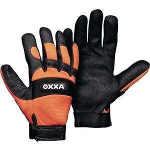 OXXA SAFETY GLOVES Handschuhe X-MECH Gr.10 schwarz/fluo-orange Armor Skin® EN 388 Kat.II 12 PA OXXA