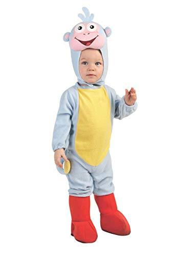 Rubie s kostuum Co 33178 Dora The Explorer Boots EZ-On Romper kinderkostuum maat 6-12 maanden (kostuum)