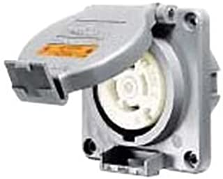 Receptacle, L15-30 NEMA by Hubbell Wiring Device-Kellems
