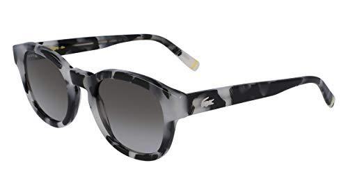LACOSTE EYEWEAR L939SENG-220 Gafas, Havana Grey, 50/22/145 Unisex Adulto