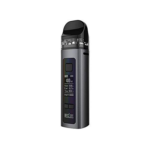 Uwell Aeglos Aeglos Pod System Kit 60W Mod Vape 1500mAh Batería 3.5 ML cartucho 0.96 pulgadas pantalla OLED para DTL cigarrillo electrónico MTL