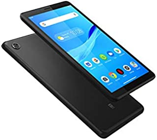 Lenovo Tab M7 (TB-7305F), 7 inch Tablet, MediaTek MT8321 Processor, 1GB RAM, 16GB Storage, WiFi, Android OS, Onyx Black - ...