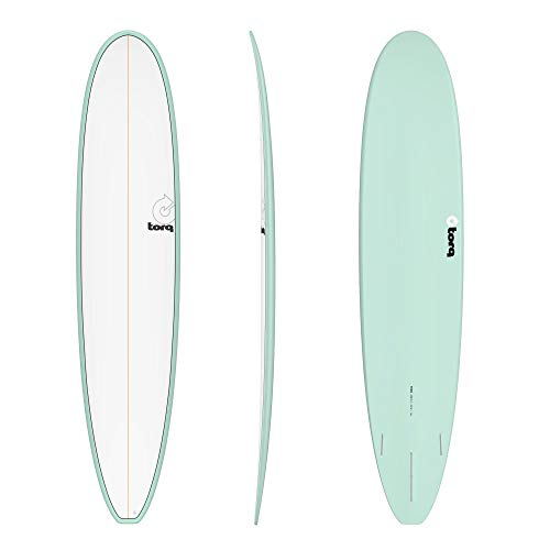 Torq Tabla de Surf epoxy tet 9.0 longboard Seargreen
