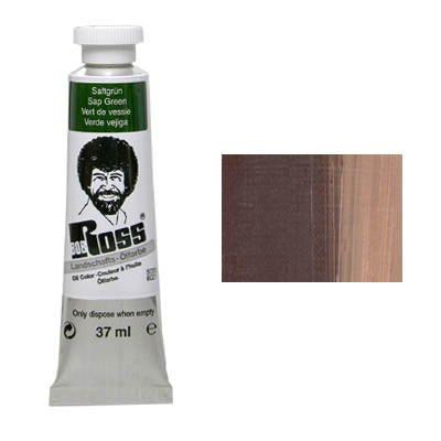 Bob Ross Künstler-Ölmalfarbe 37 ml Dunkelsiena [Spielzeug]