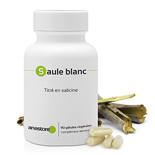 SALICE BIANCO * 160 mg / 90 capsule * Titolato al 25% di salicina
