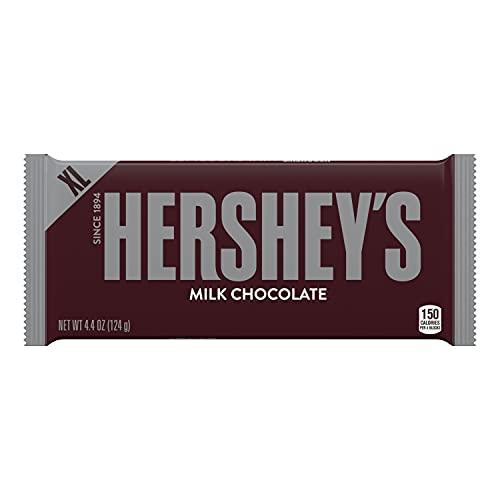 Hershey's, Extra Large Chocolate Bar, 4.4 oz