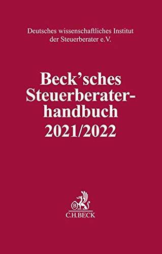 Beck'sches Steuerberater-Handbuch 2021/2022