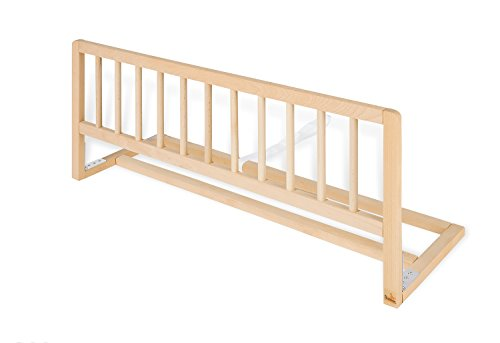 Reja protectora para la cama Pinolino 172026 blanco naturaleza