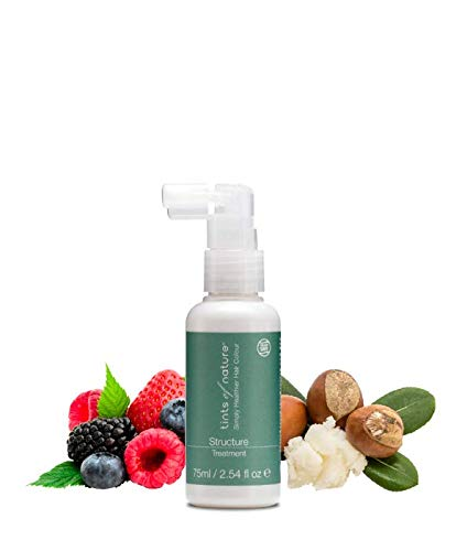 Tints of Nature Natural and Organic Structure Treatment, Restores Damaged Hair, Single