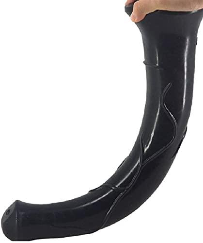 LZYAA Super Big Size Horse Dildo (Black)