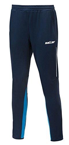 Saller Trainingshose »sallerUltimate« 131 hellblau-Marine Gr. 176