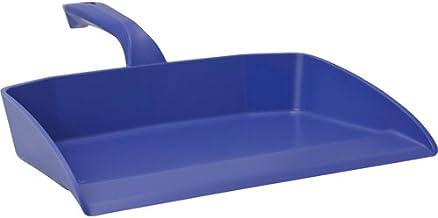 "Vikan 56608 Dust Pan, Polypropylene, 13-25/64"", Purple"