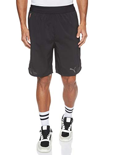 Puma Power Thermo R+ Vent Short Homme, Black, L
