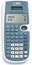 Texas Instruments TI-30XS Scientific Calculator - 16 Character(s) - LCD - Solar Battery Powered photo