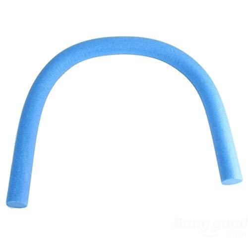 U/D Flotador para piscina de fideos de natación flexible (azul)