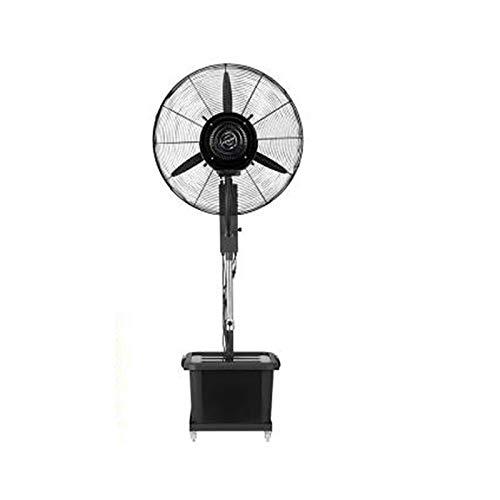 PIGE Le Ventilateur Industriel De Jet, Réservoir d'eau De 42L Ajoutent Le Commercial Extérieur De Ventilateur De Climatiseur De Plancher d'eau De Glace (Couleur : 260W 65cm(Lifting Type))