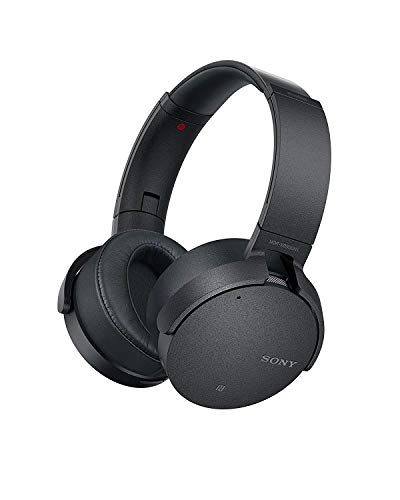 Sony XB950N1 Extra Bass Wireless Noise Cancelling Headphones - Black (International Version)