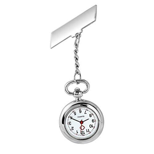 Hemobllo Clip on Gürtel Uhr Gitarre Uhr Zeit Quarzuhr Dekorative Kleine Taschenuhr Instrument Geformt Uhr für Männer Frauen Geschenk