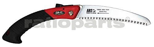 Ars klappsäge gr-17 sägeblatt 17 cm/ges 37,9 cm