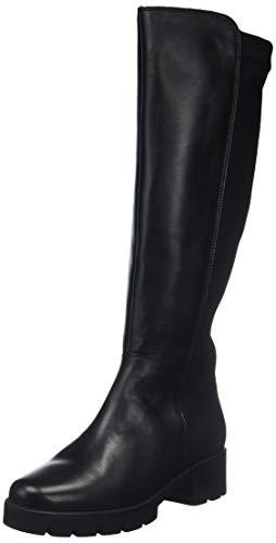 Gabor Shoes Damen Jollys Hohe Stiefel, Schwarz (Schwarz 27), 40 EU