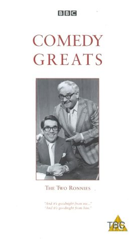 Comedy Greats - The Two Ronnies