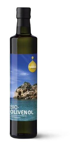 Fandler Bio-Olivenöl, 1er Pack (1 x 100 ml)