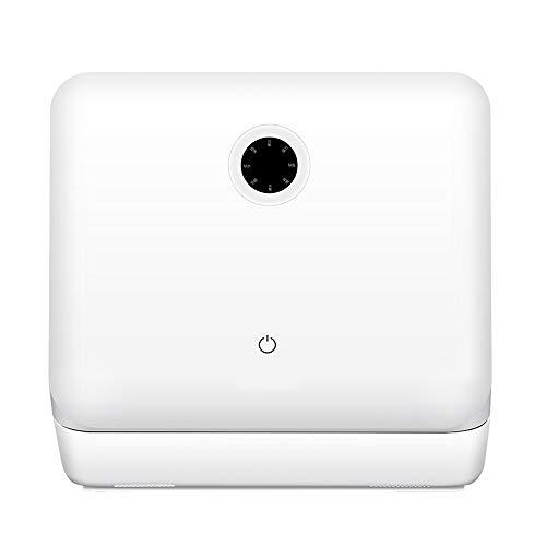 CuiCui Mini Lavastoviglie Automatica per La Disinfezione di Piccole Dimensioni di Installazione Automatica Desktop Domestico Senza Lavastoviglie